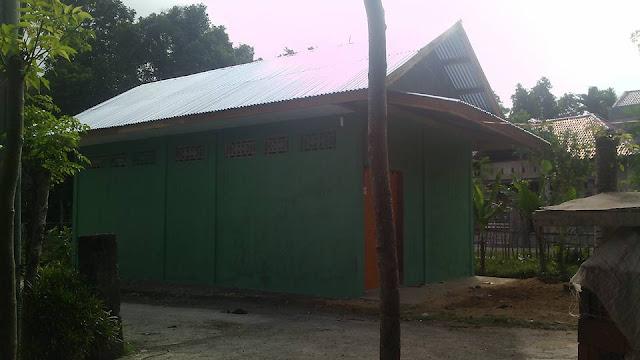 Gedung PKK (gambar 4) Gampong Kerumboek Kec. Peukan Baro Kab. Pidie - Aceh