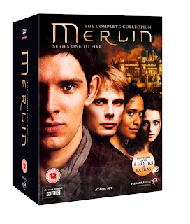 Merlin, The Complete Collection Box Set