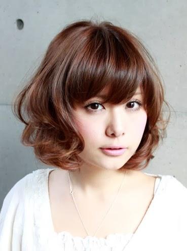 Tren Model & Gaya Rambut Pendek Bob Wanita 2014 Terbaru