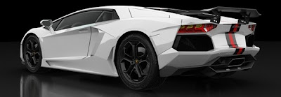 Lamborghini Aventador LP900