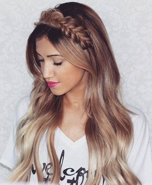 The Prettiest Half Up Formal Hairstyles