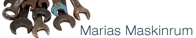 Marias Maskinrum