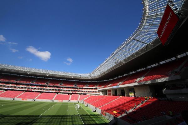 O Náutico ficará com a Arena Pernambuco