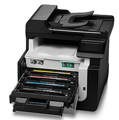 HP LaserJet Pro CM1415fnw Driver Download
