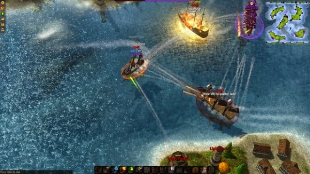 Windward PC Games Gameplay