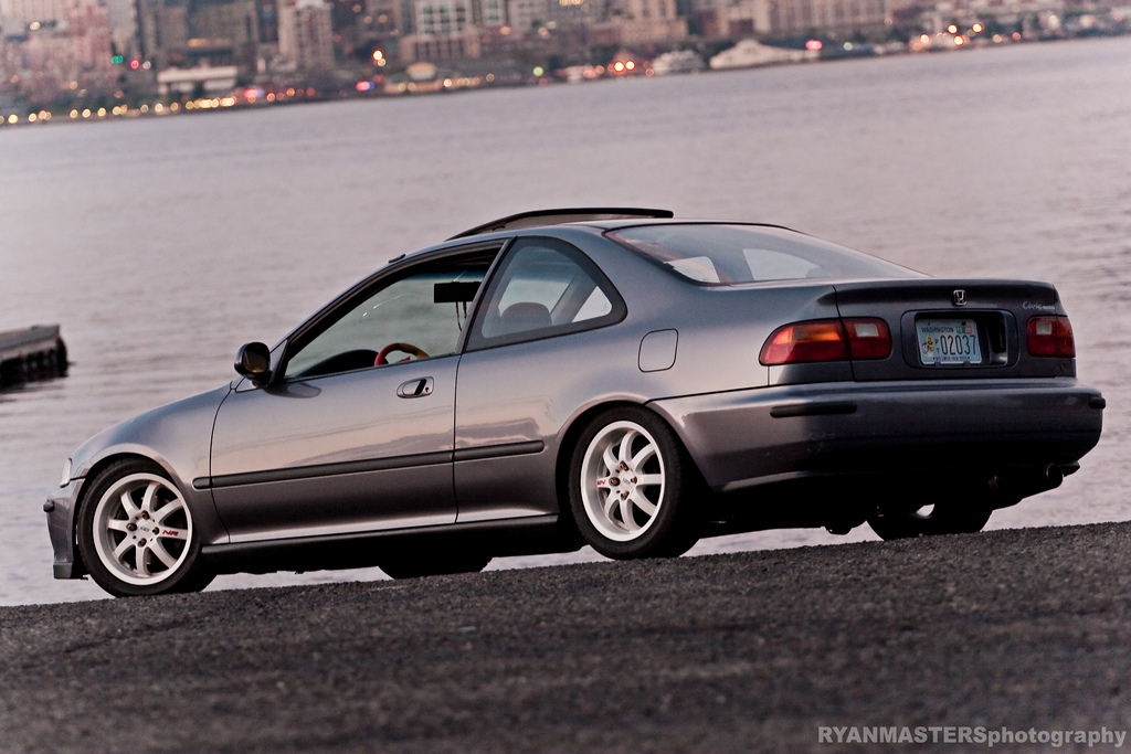 Honda Civic 5 V coupe