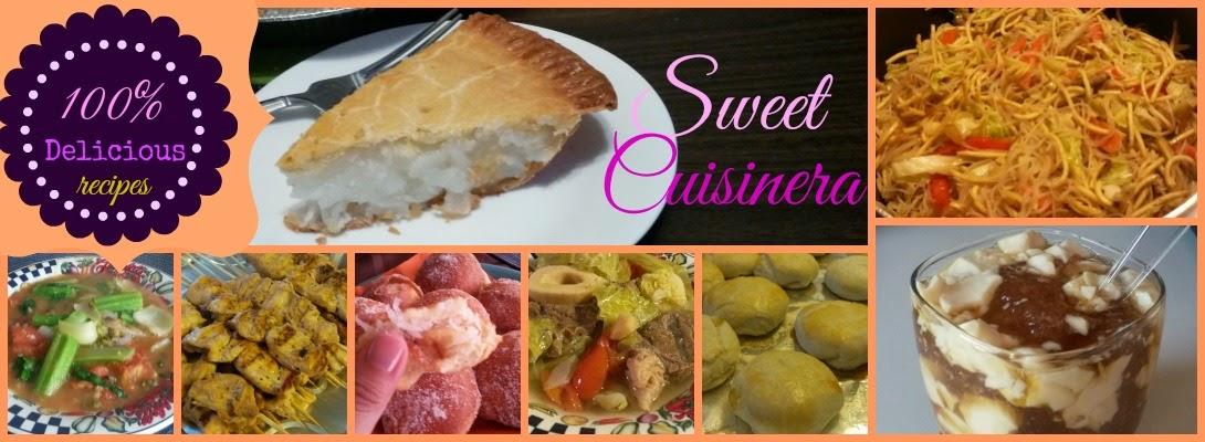The Sweet Cuisinera