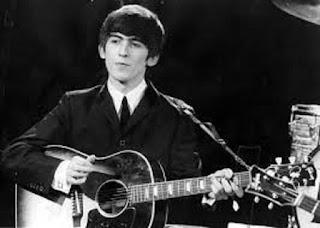 Gitar Milik George Harrison