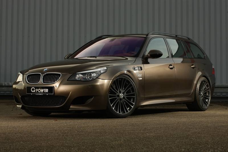 bmw m5 g power hurricane rs touring car tuning styling. Black Bedroom Furniture Sets. Home Design Ideas