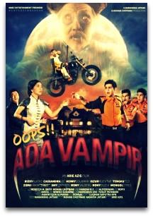 Permalink to Sinopsis Film Oops Ada Vampire (2016) – Cassandra Lee