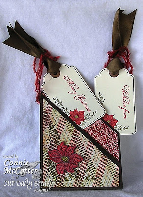 "Our Daily Bread designs ""Christmas Tag Bundle"" Designer Connie McCotter"