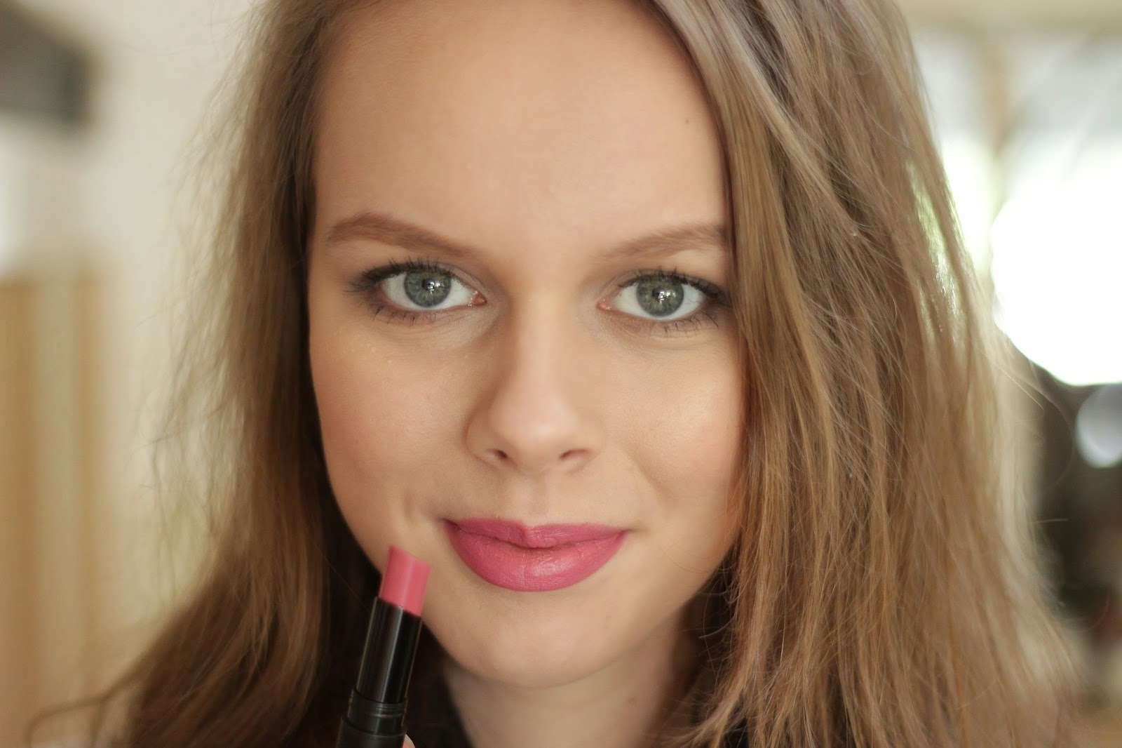 review catrice ultimate stay lipstick floral coral