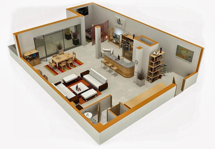 Como hacer planos de casas y dise o de interiores - Crear planos casa ...