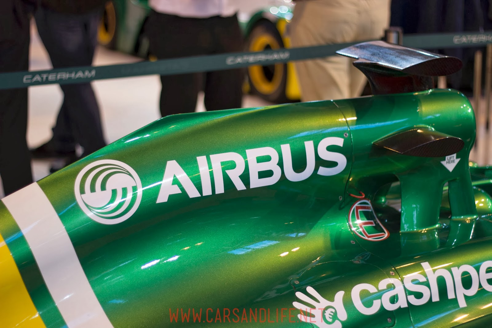 Autosport International 2014 #asi14 | Caterham