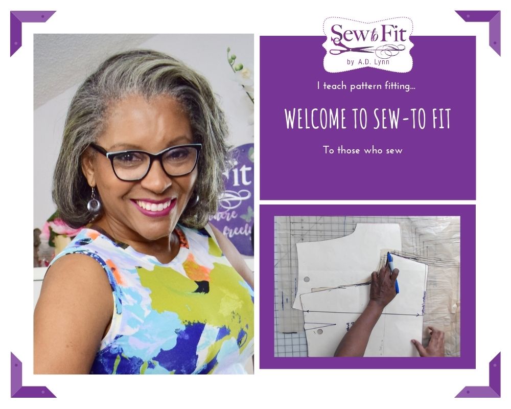 Welcome To Sew-To-Fit