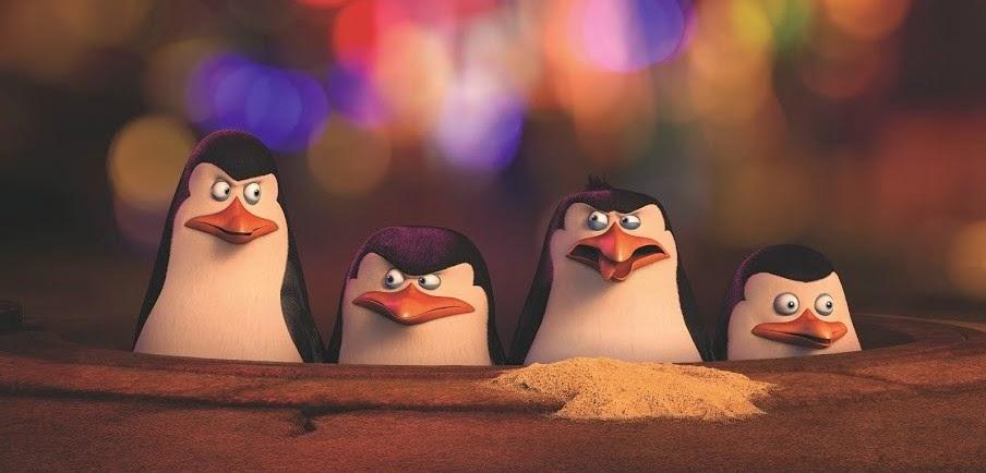 Perigo & Espionagem no primeiro trailer de Os Pinguins de Madagascar