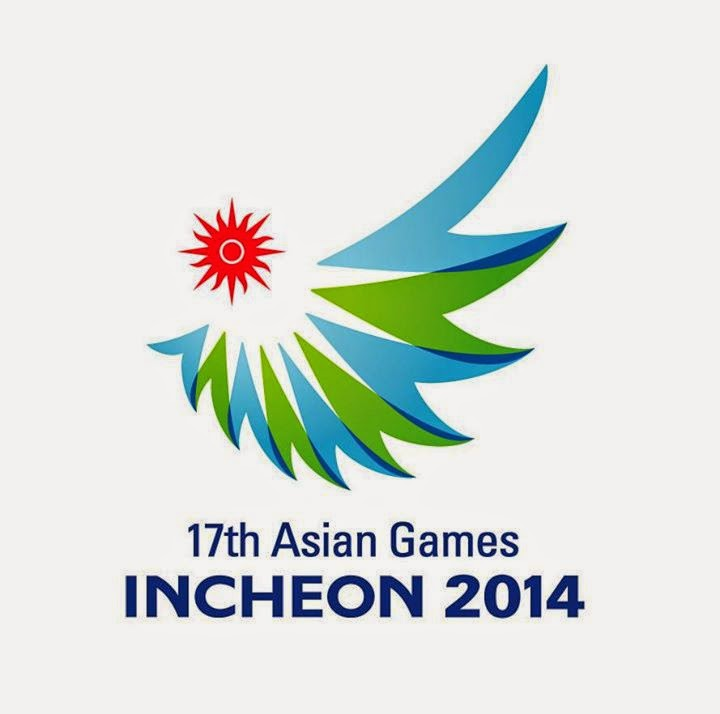 17th Asian Games Incheon 2014 Official Logo