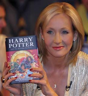 JK Rowlings_harry_potter_book