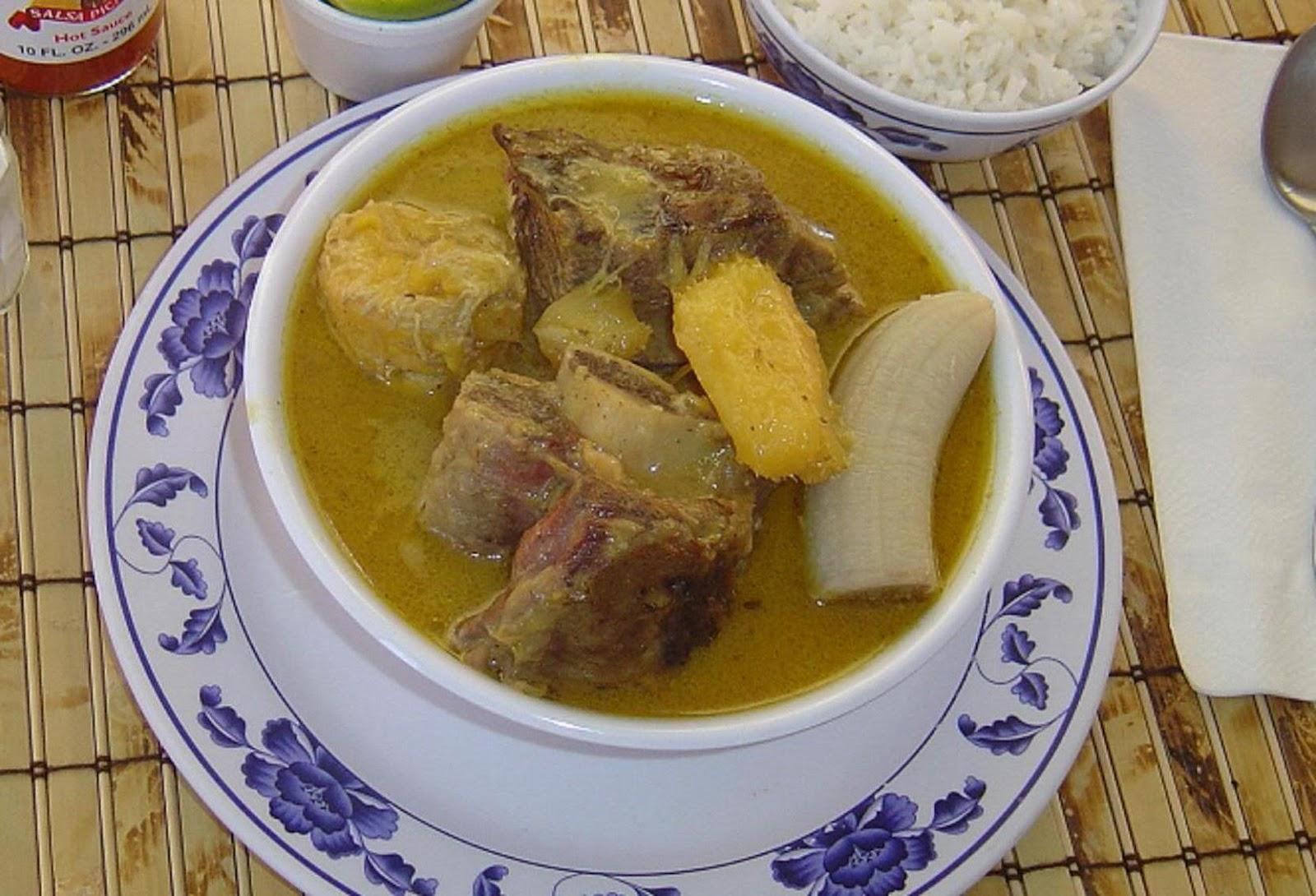 Gastronom a de la ceiba tapado de res for Hoya para cocinar