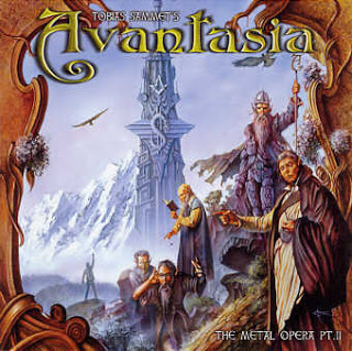 Avantasia - The Metal Opera Part II [2002]