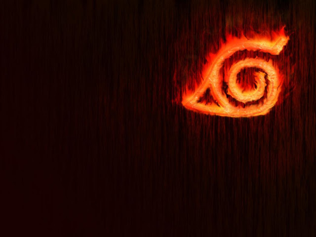 Konoha Logo Wallpaper 0021