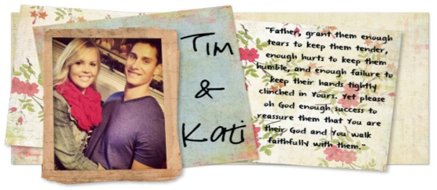 Tim and Kati