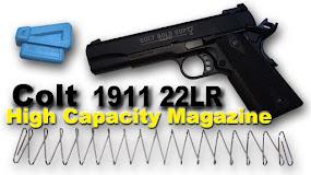 Colt Walther Umarex 1911 22lr
