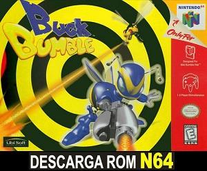 Buck Bumble 64 ROMs Nintendo64