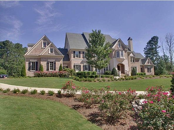 Photos: Kim Zolciak's New House And What NeNe And Cynthia Have To Say