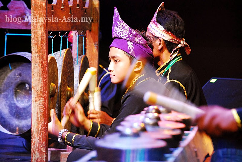 Bisaya Gong Orchestra from Sarawak