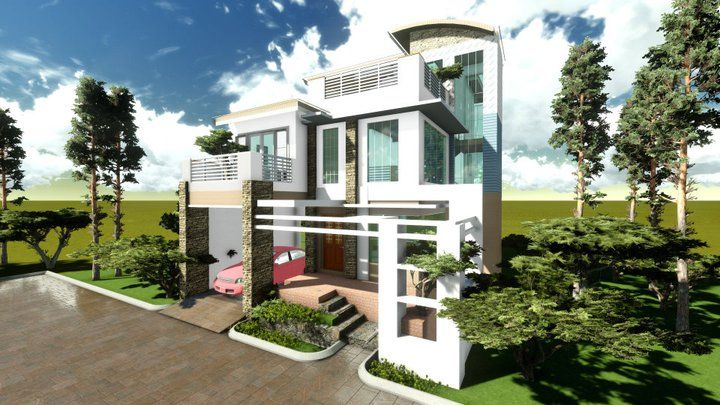 Design Of Houses Construction