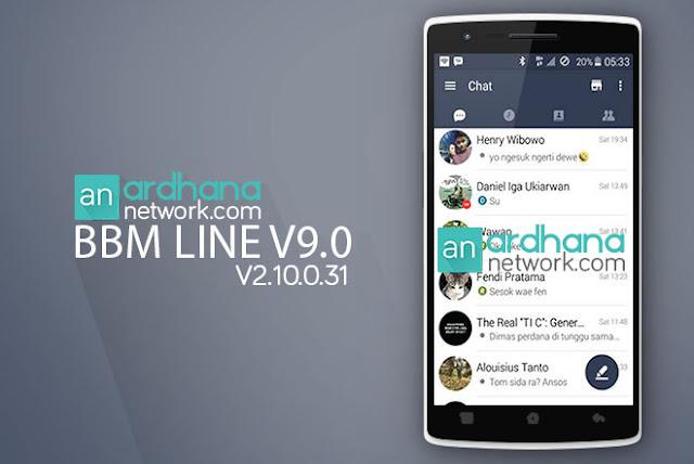 BBM Line V9.0