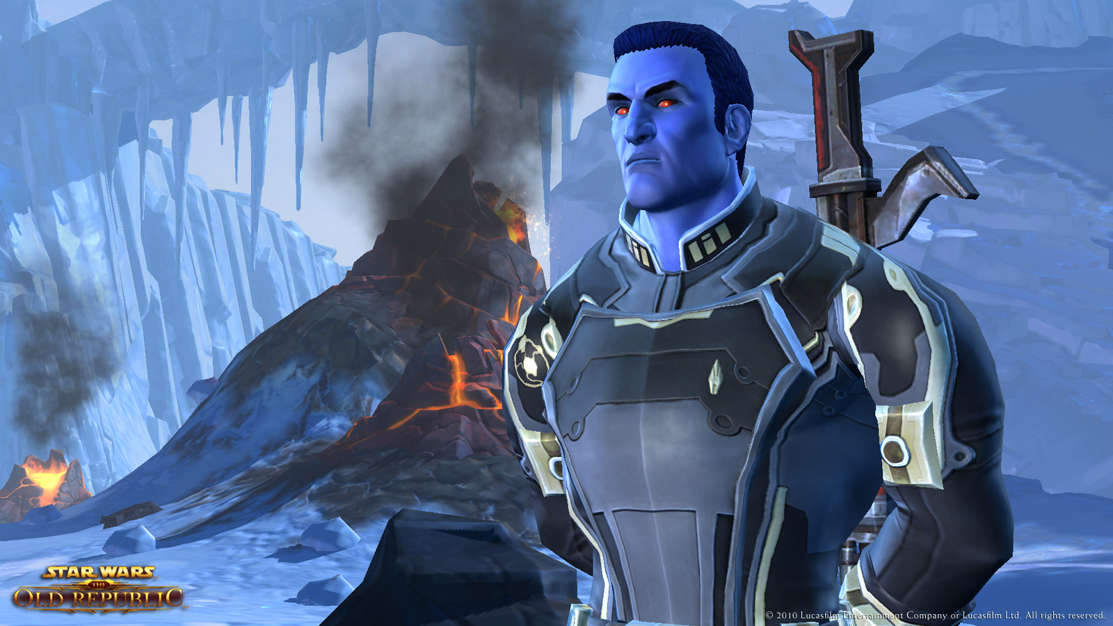 Swtor Announced All Races Gaming Face