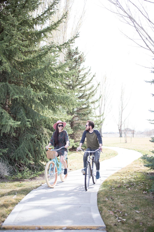 Couples Bike Ride