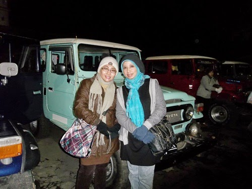 Preparation Before to Mount Bromo
