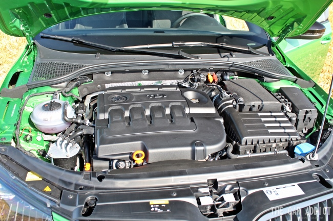 Skoda Octavia RS 2.0 TDI Engine