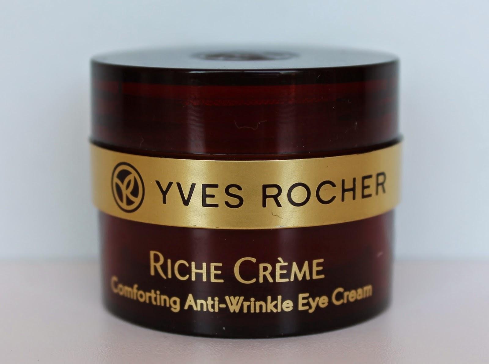 Yves Rocher Riche Crème Contour des yeux