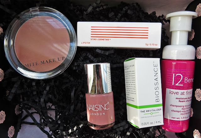 September 2015 Glossybox Review