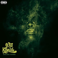 Wiz Khalifa, Rolling Papers, cd, audio, new, album, cover