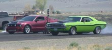 Eureka Drag Race & Car Show