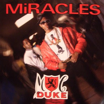 M. C. Duke ‎– Miracles (1988, VLS, 192)
