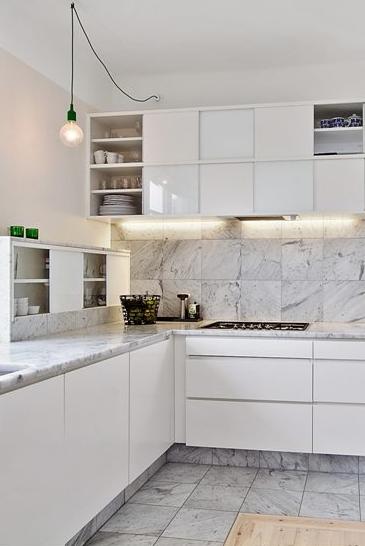 Rostfri Panel Kok : kok gro vogg  och folja upp med materialvalen i andra rum for