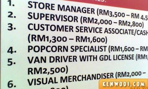 popcorn specialist