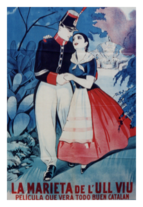 Cine y propaganda carteles movie poster - La marieta madrid ...