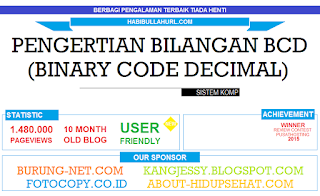 Pengeritna BCD