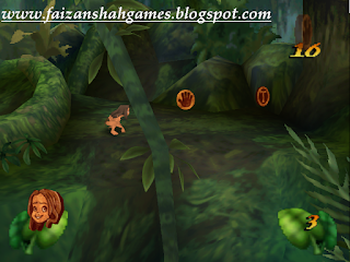 Tarzan game free download for pc full version