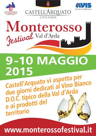 Monterosso Val d'Arda festival a Castell'Arquato