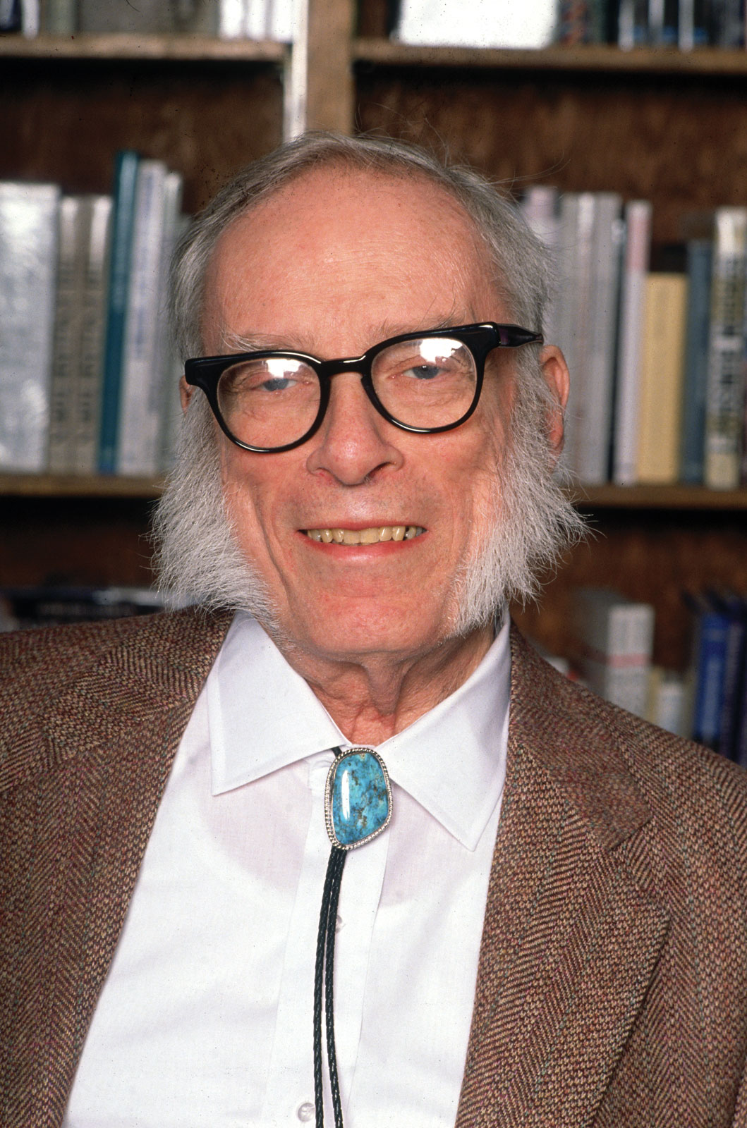 analysis of the foundation a novel by american author and professor of biochemistry isaac asimov Isaac asimov's foundation series a few words the point of the blurbs is that i get tired of describing the novel itself i want to review the book.