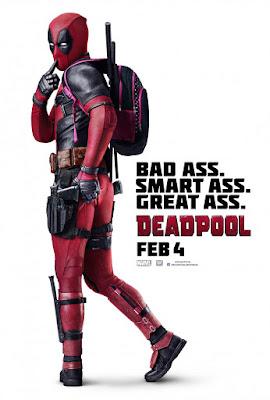 Deadpool New Movie Poster 3