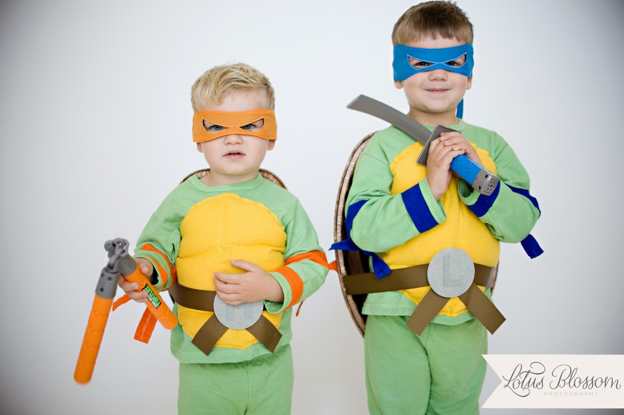 Teenage mutant ninja turtles costume for kids - photo#22